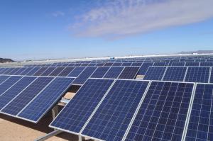 Paneles solares fotovoltaicos de GRS con tecnología de PV Hardware